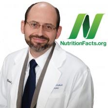 Médecin spécialisé en nutrition Dr. Michael Greger